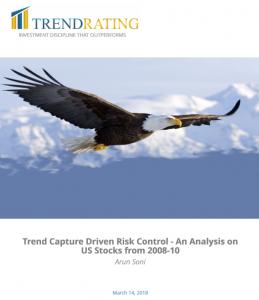 Trend Capture Driven Risk Control - US Large Caps
