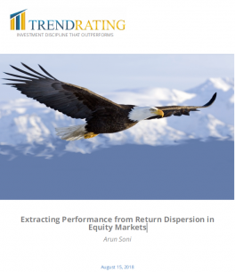 Extracting Performance from Return Dispersion in Equity Markets