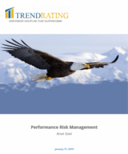 We introduce the notion of Performance Risk Management that provides a framework for capturing the risk of absolute or negative portfolio performance